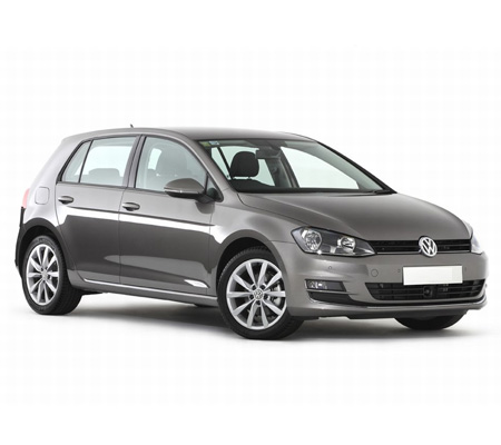 VW Golf car hire