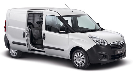 small crew van minster self drive car and van rental. Black Bedroom Furniture Sets. Home Design Ideas